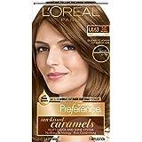 L'oreal Paris Preference Sun-Kissed Caramels Hi-Lift, Gold Brown UL63