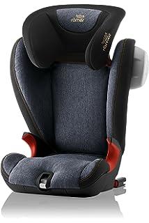 KIDFIX SL Autositz Isofix Gruppe 2//3 cosmos black Britax R/ömer Kindersitz 15-36 kg