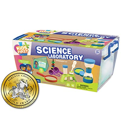 Kids First Science Laboratory Kit: Toys & Games