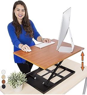 Amazoncom Standing Desk XElite XL Stand Steady Standing Desk