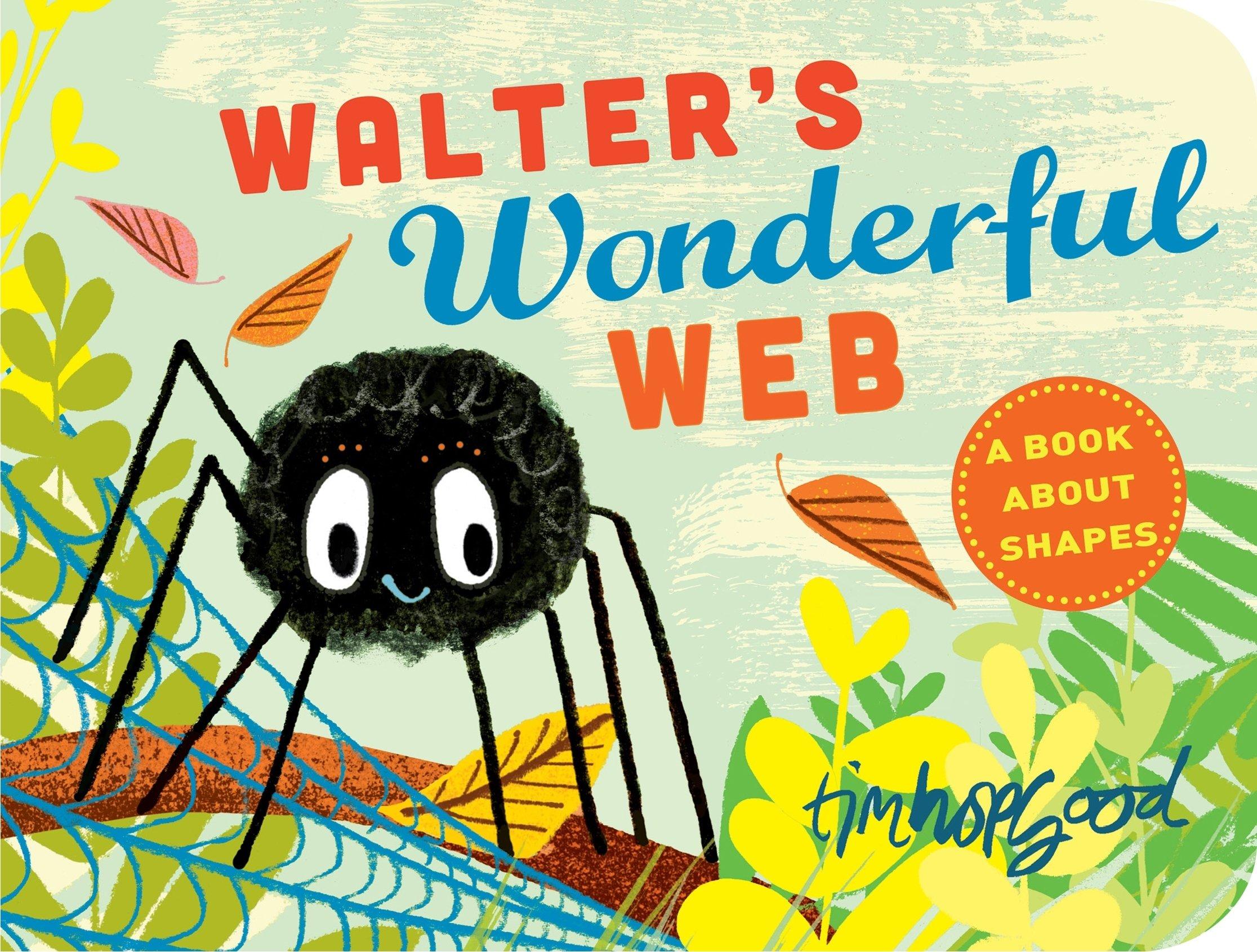Walter's Wonderful Web: Amazon.co.uk: Hopgood, Tim: 9781447277101: Books
