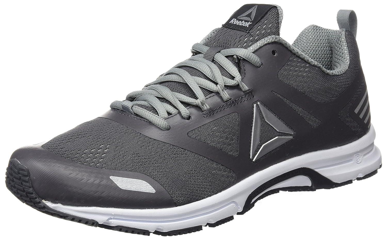 Reebok Ahary Runner, Zapatillas de Running para Hombre 40 EU Gris (Ash Grey / Flint Grey / White)