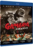 Gamera: Ultimate Collection V1 (4 Movie Pack) [Blu-ray]: Gamera: The Giant Monster - Gamera vs. Barugon - Gamera vs. Gyaos - Gamera vs. Viras