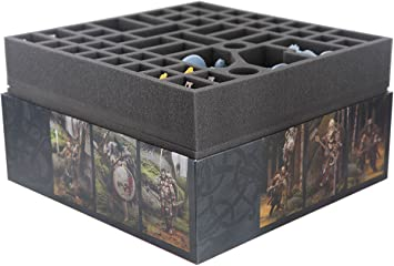 Amazoncom Foam tray value set for Blood Rage and the Kickstarter