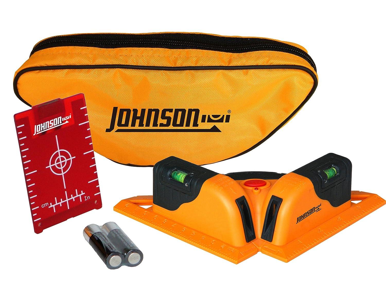 Johnson Niveau und Werkzeug Winkellaser