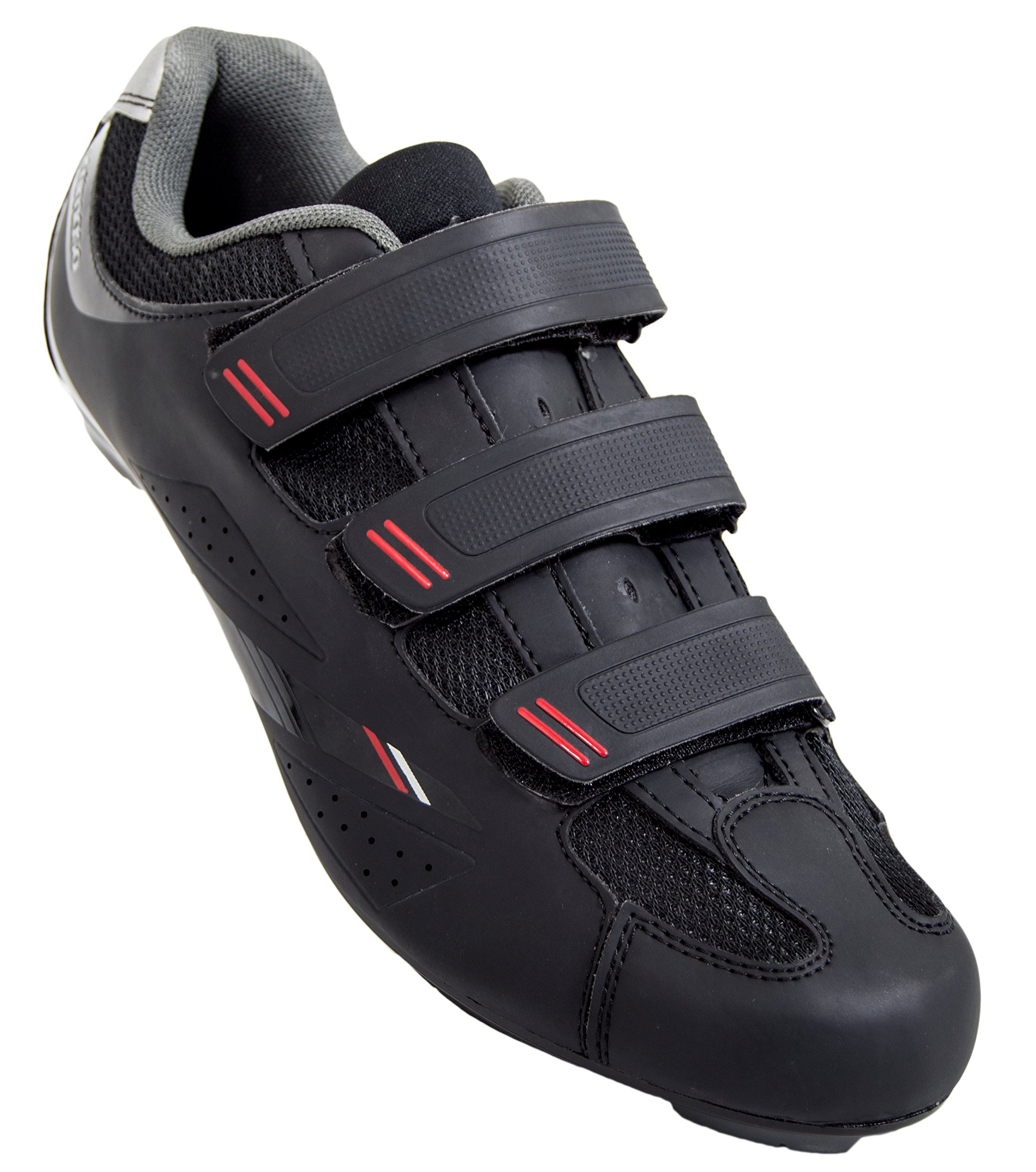 Tommaso Strada 100 Dual Cleat Compatible Road Touring Cycling Spin Shoe - 44