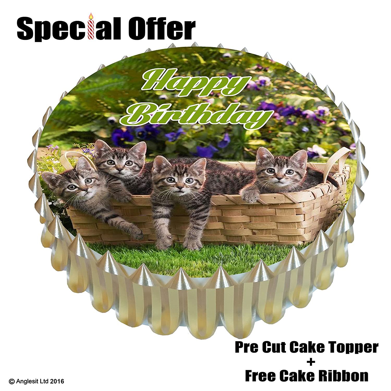 feliz tarta de cumpleaños Set BL: 7