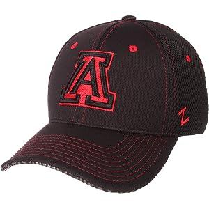 the best attitude f5b94 c2930 Zephyr NCAA Mens Undertaker NCAA Hat