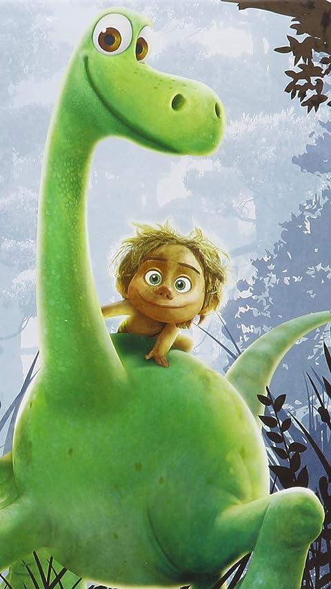 ディズニー 『アーロと少年』(The Good Dinosaur) アーロ(Arlo),スポット(Spot) XFVGA(480×854)壁紙 画像56504 スマポ