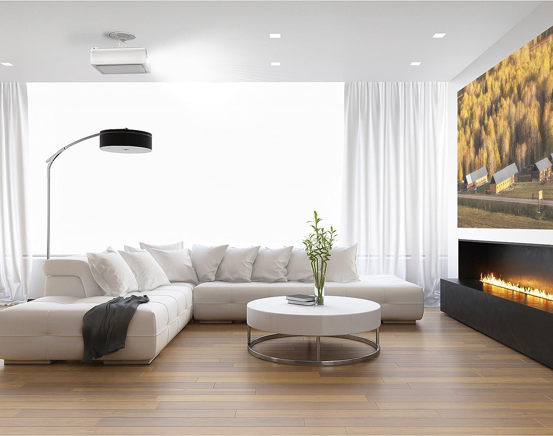 LogiLink BP17 Halterung für Beamer und Projektoren bis 17 kg, Armlänge  17 mm Weiß