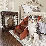 PetSafe CozyUp Folding Wood Pet Stairs