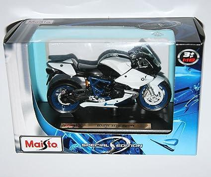 Amazon.com: Maisto – Maqueta de motocicleta BMW HP2 SPORT ...