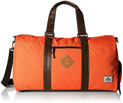 7939896b49ff Image Unavailable. Image not available for. Color  Steve Madden Men s  Overnight Duffle Bag ...