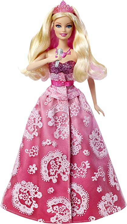 Barbie The Princess and The Popstar Coloring Pages | Princess Tori ... | 741x420