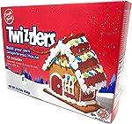 Create-A-Treat E-Z Twizzlers Gingerbread House Kit, 15.23 oz.