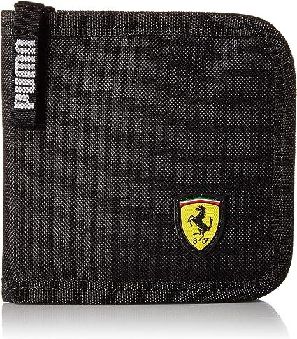 PUMA Scuderia Ferrari - Cartera para hombre