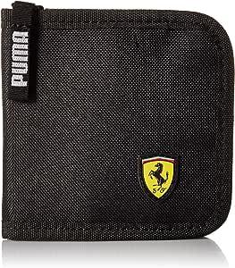 PUMA Men's Scuderia Ferrari Fanwear Wallet