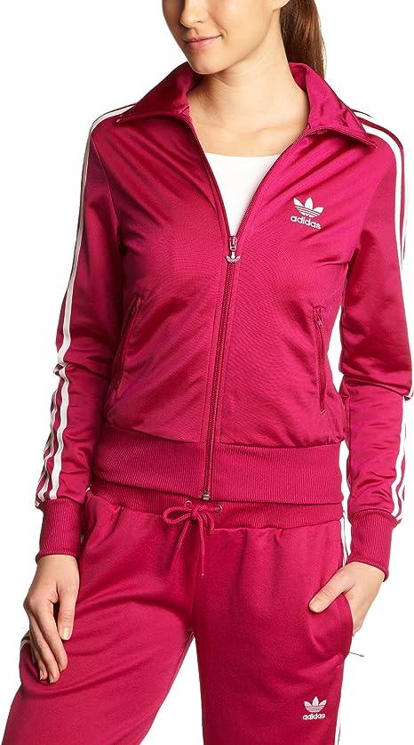 Adidas - Chaqueta para mujer, tamaño 38 UK, color power rosa ...