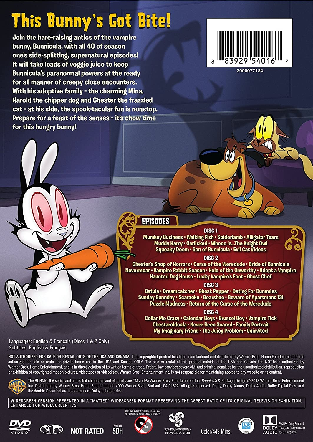 Bunnicula dating for dummies