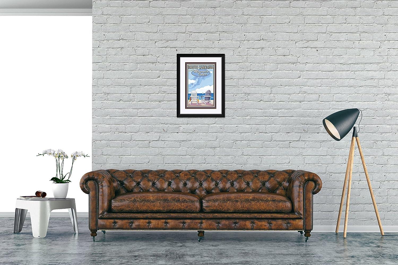 Amazon.com: Murrels Inlet, South Carolina Adirondack Chairs ...