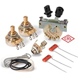 Astounding Amazon Com Fender Vintage Jazzmaster Wiring Kit Pots Switch Wiring Digital Resources Arguphilshebarightsorg
