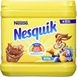Nesquik Opti-Start Cacao Solubile per Latte Barattolo, 600g