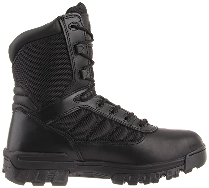 online store 33bcd 1d3ef Bates Men's Enforcer 8 Inch Nylon Leather Waterproof Boot