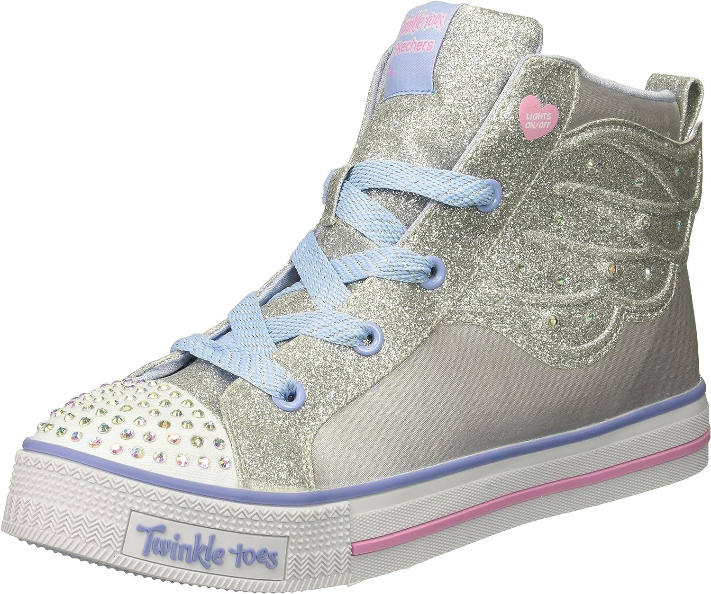 Skechers Kids' Twinkle Lite-Wonder Wingz Sneaker 91R53ep%2B61L