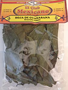 Pure Graviola - Whole Soursop Leaves For Tea Hoja Guanabana 21g