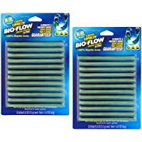 Green Gobbler BIO-FLOW Drain Strips - 24 Strips | Drain Cleaner & Deodorizer Drain Sticks