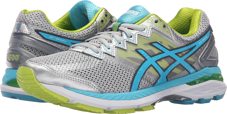 ASICS Gt-2000 4, Zapatillas de Correr para Mujer: Asics: Amazon.es: Zapatos y complementos