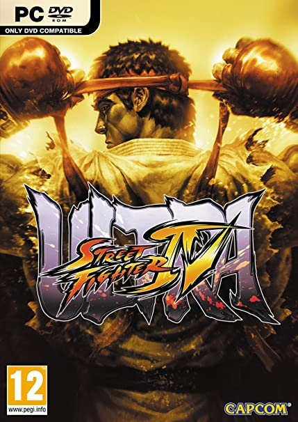 Image result for Ultra Street Fighter 4 cover pc