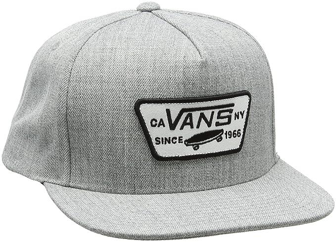 Vans Full Patch Snapback, Gorra de béisbol para Hombre