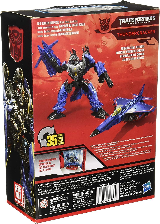 Transformers Studio Series THUNDERCRACKER Complete Voyager TLK 09