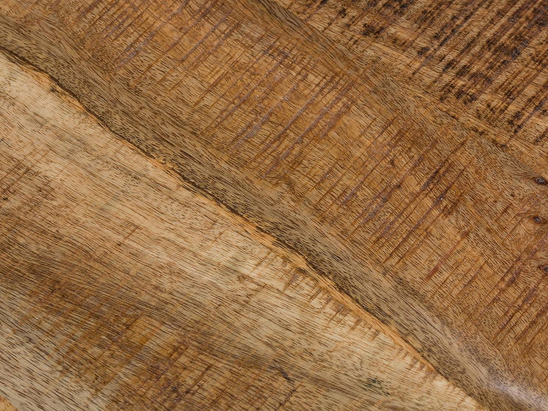 Massivum Tanzania Couchtisch 100x55, Holz-Mango, weiß, weiß, weiß, 100 x 55 cm 9937d6