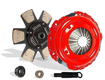 Clutch Kit Works With Ford F150-350 Bronco Econoline XL XLT Eddie Lightning E-
