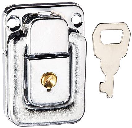 uxcell a15102200ux0305 Toggle Latch Pecho Cajas Maleta metal cierre Lock Toggle Latch 2pcs
