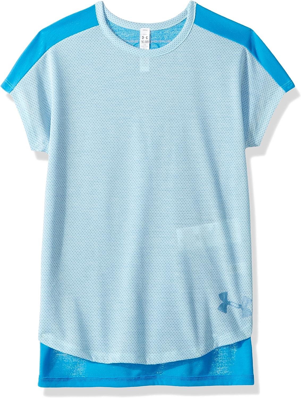 Under Armour Girls Threadborne Play up t-Shirt