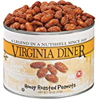 Virginia Diner Honey Roasted Peanuts, 18-Ounce