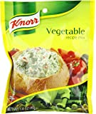 Knorr Vegetable Recipe Mix, 1.4000-Ounce (Pack of 6)