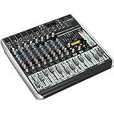 "BEHRINGER XENYX QX1222USB - mixer professionale ""wireless ready"" con effetti, 16 input 4bus"