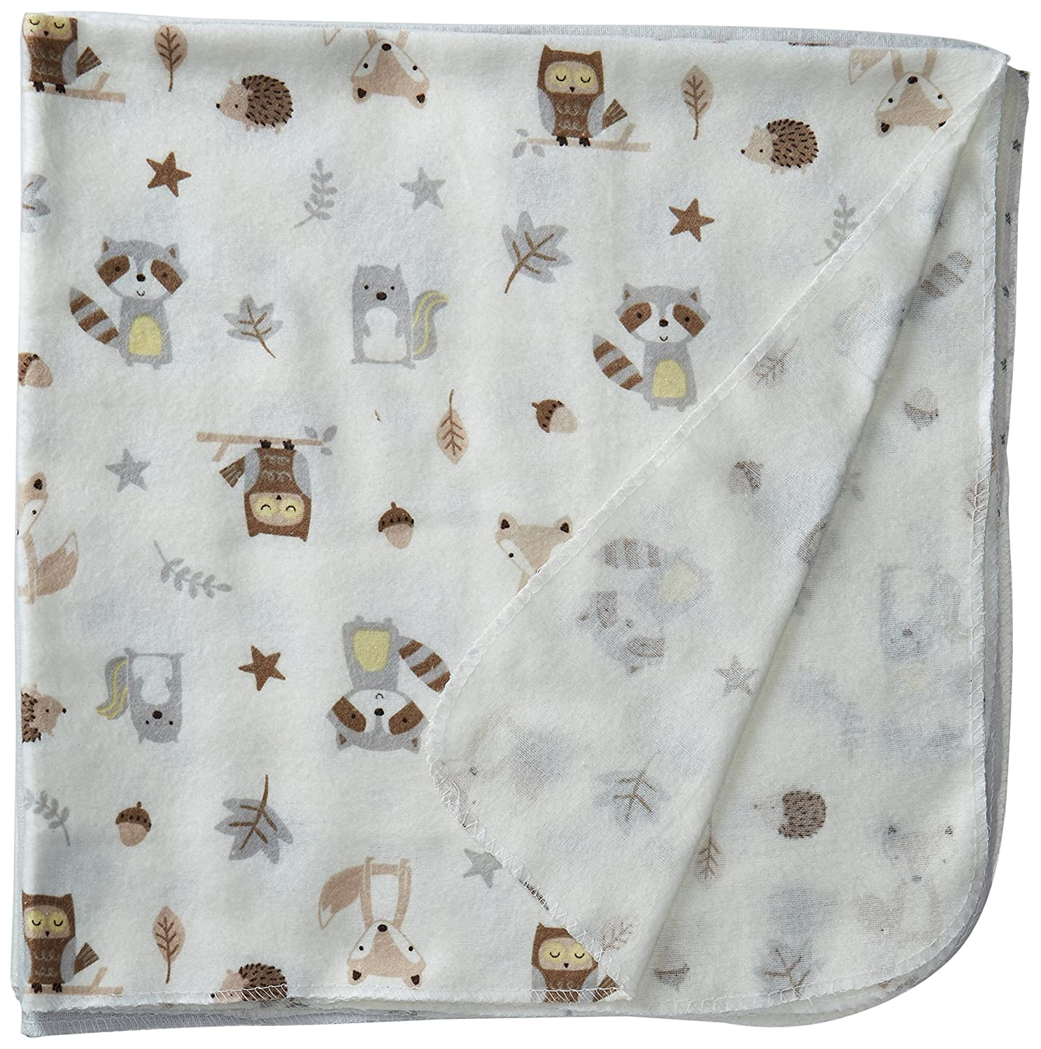 Rene Rolfe 5 Pk.Soft Flannel Baby Girls Receiving Blankets 100/% Cotton Pink and White Rene Rolfe Baby SG/_B01BC1D85Y/_US