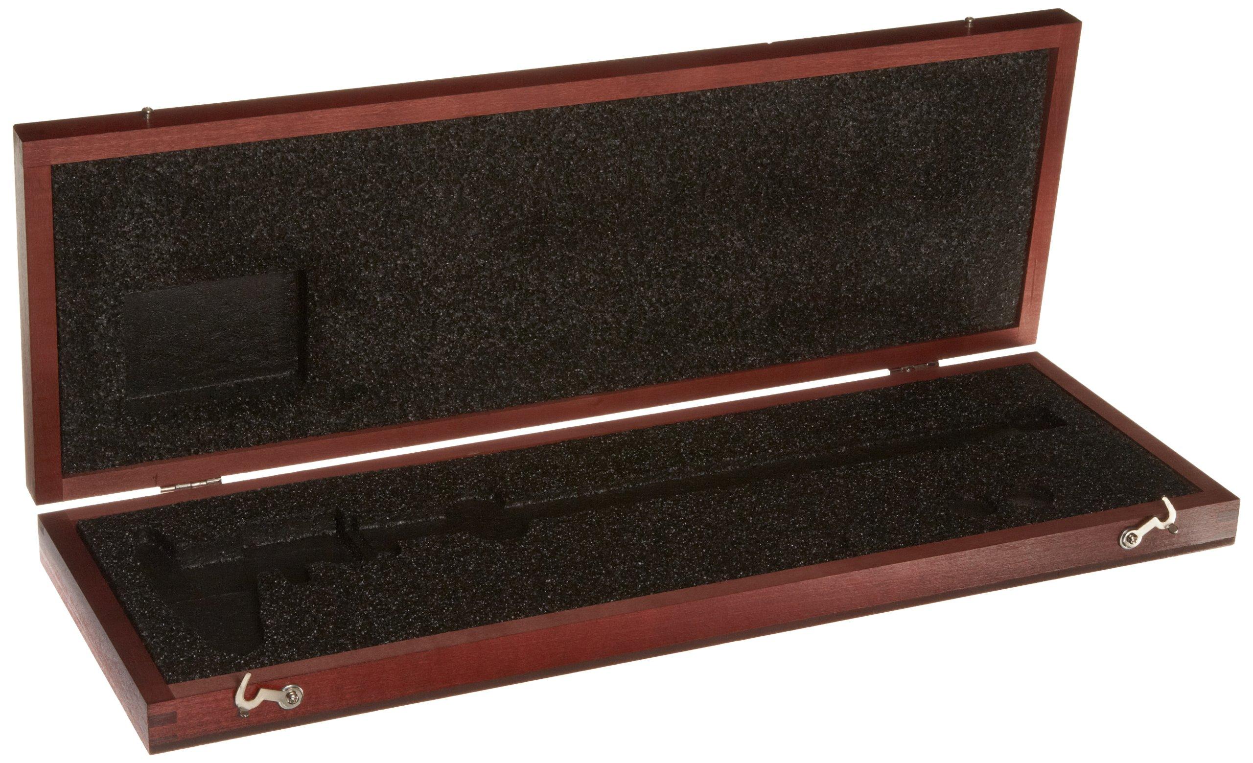 Starrett 946 Finished Wood Case For 12''/300mm Dial Caliper