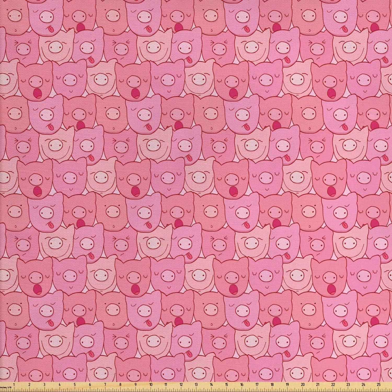 Love My Mum Tattoo Fabric Panel Cushion Upholstery Craft Mothers Day