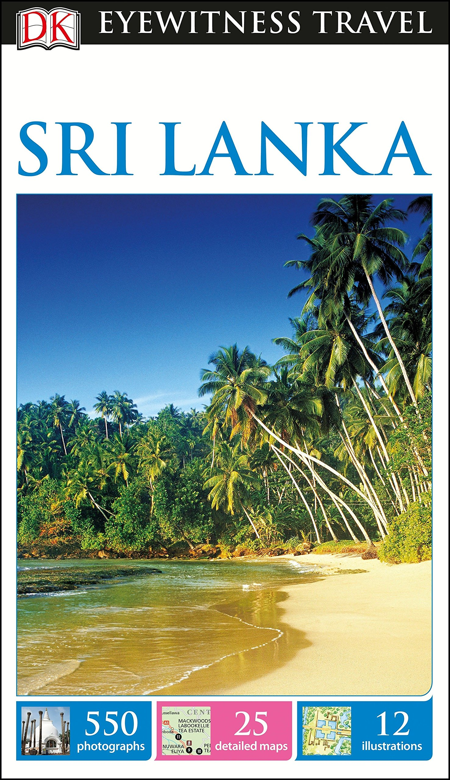 DK Eyewitness Travel Guide Sri Lanka pdf