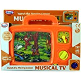 A to Z 62005 Musical TV Toy