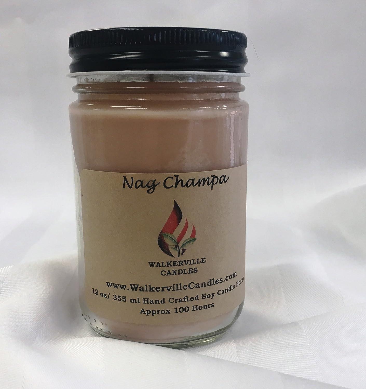 Nag Champa 12 oz soy candle