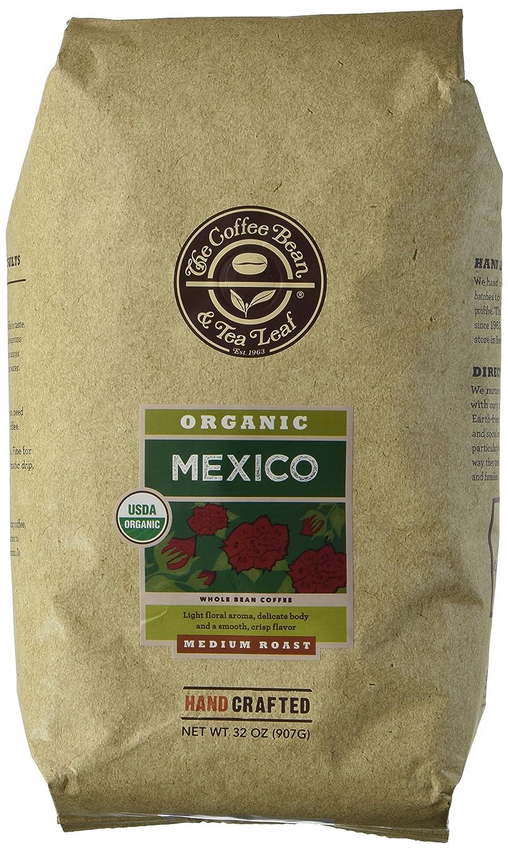 Coffee organic tea - The Coffee Bean Tea Leaf Mexico Organic Whole Bean Coffee 2 Pound Amazon Com Grocery Gourmet Food