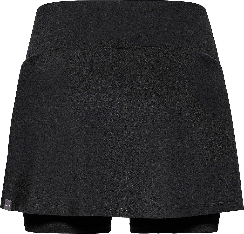 Head Falda-pantalón Club Basic Negro: Amazon.es: Ropa y accesorios