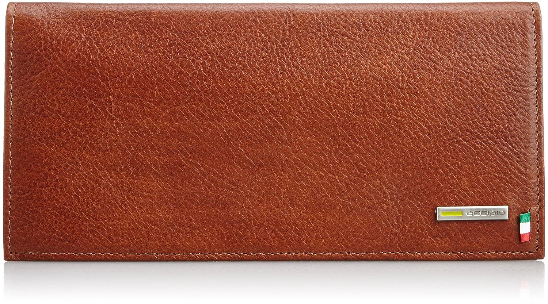 [アチャイオ] イタリア製バケッタレザー長財布 16060002 B00ODVNNH4 ブラウン